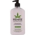 Hempz Pomegranate Herbal Moisturizer Body Lotion for unisex by Hempz
