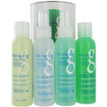 Therapy- G Set-Therapy- G System Starter Kit For Chemically Treated Hair With Antioxidant Shampoo 4.25 oz & Follicle Stimulator 4.25 oz & Conditioning Treatment 4.25 oz & Hair Volumizing Treatment 4.25 oz--45+ Day Supply for unisex by Therapy-G