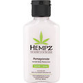 Hempz Pomegranate Herbal Body Moisturizer for unisex by Hempz