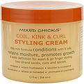 Mixed Chicks Coil, Kink & Curl Styling Cream for unisex by Mixed Chicks