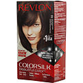 Revlon Colorsilk Beautiful Color - Dark Mahogany Brown -- for unisex by Revlon
