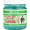 Clubman Hard To Hold Styling Gel for men by Clubman