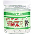 Clubman Super Clear Super Hold Styling Gel for men by Clubman