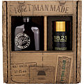 18.21 Man Made Man Made Wash & Spiced Vanilla Deodorant (Wash 18 oz, Deodorant 2.6 oz) for men by 18.21 Man Made